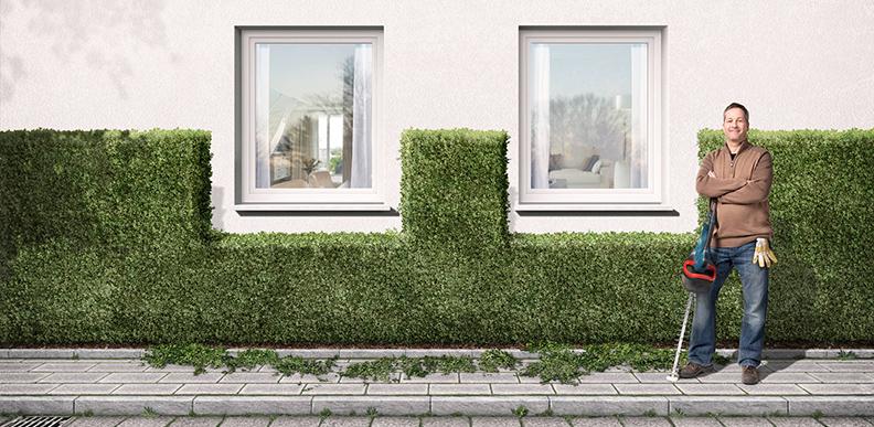 Häufig Knapp Fenster GmbH   Fensterbau für den Großraum Frankfurt / Bad MK73